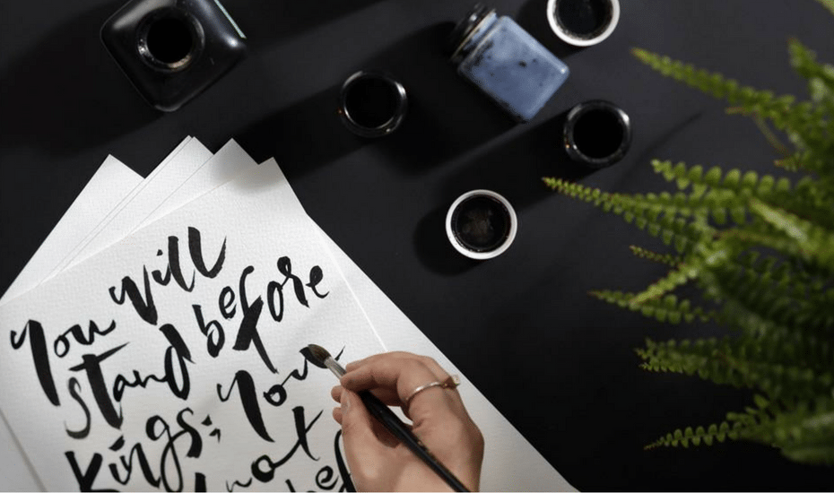 Stunning hand lettering artists from Singapore to take note of