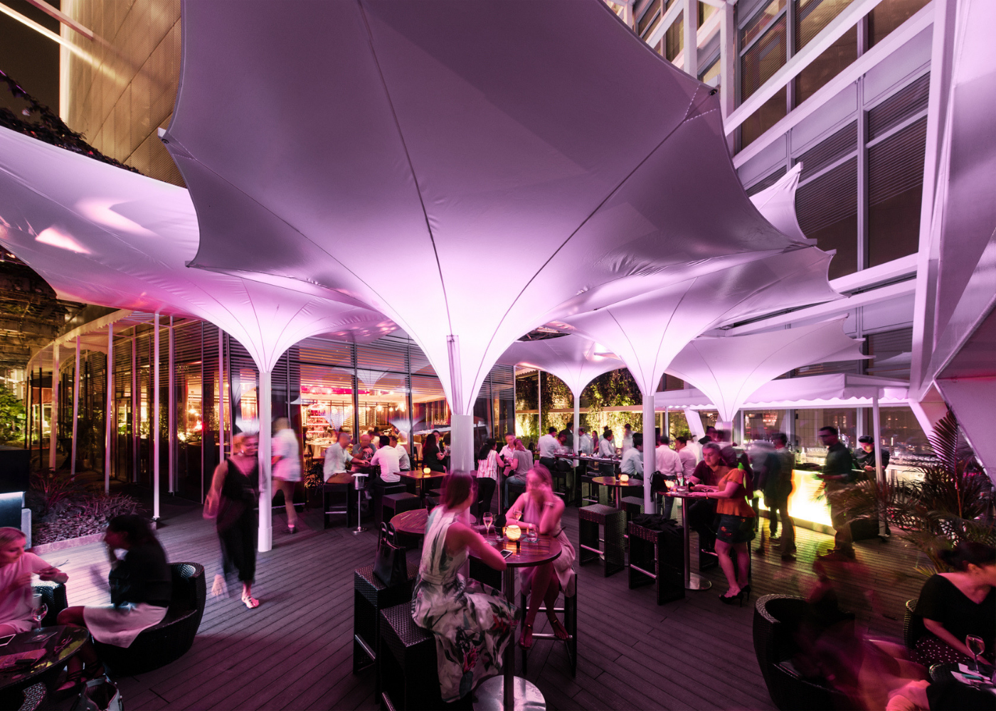Singapore's must-visit rooftop bars | Zafferano