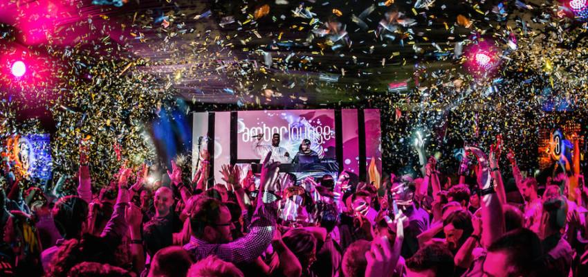 Amber Lounge Singapore Grand Prix VIP Party 2018