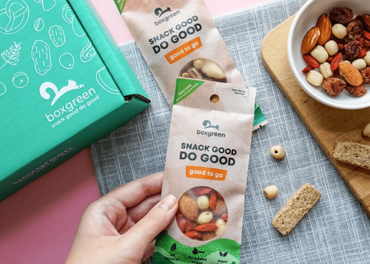 boxgreen | healthy snack delivery