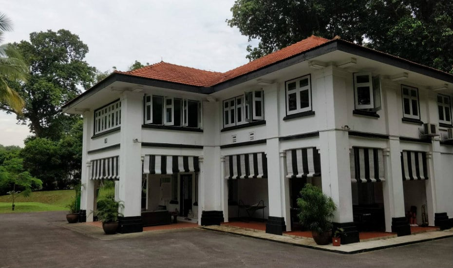 Heritage trail Singapore | Colonial Bungalows and Architecture