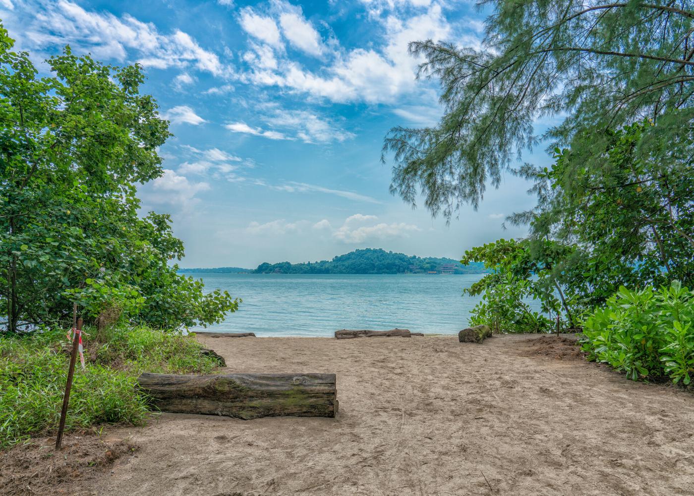Coney Island   beaches in Singapore
