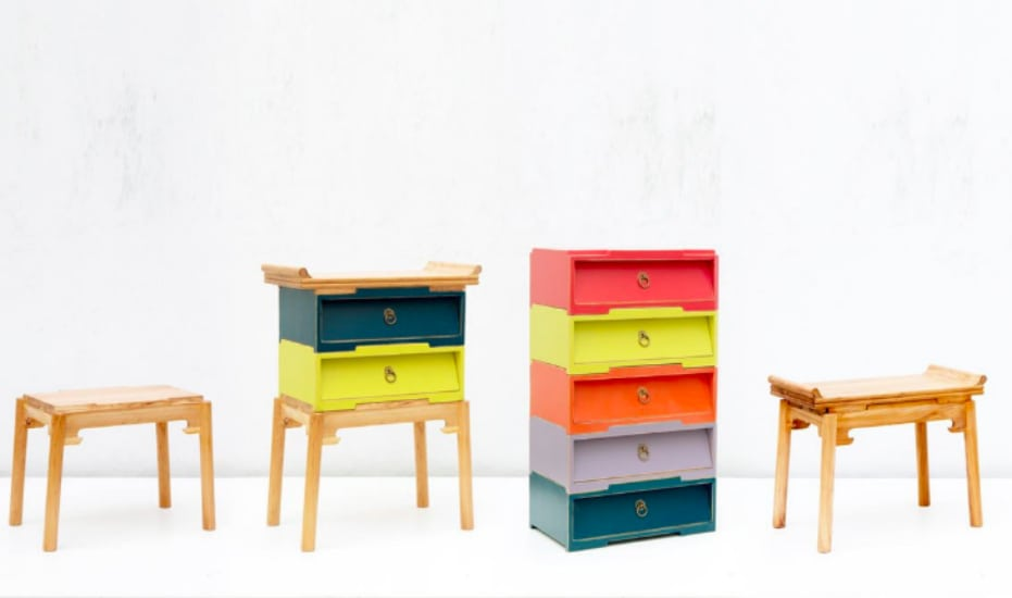 Sit up and take note of Singapore's finest furniture designers