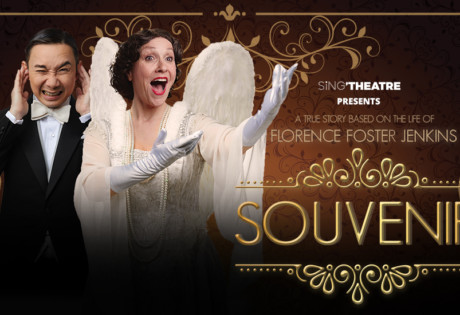 Souvenir: A play based on the true story of Florence Foster Jenkins