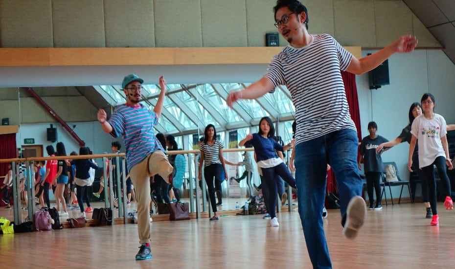Esplanade Dance | Honeycombers Singapore