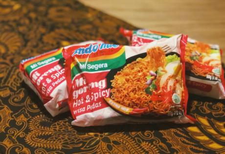 Indomie Goreng Gourmet