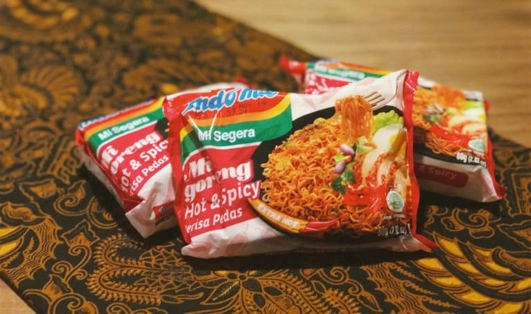 Atas Indomie: Recipe for our gourmet Szechuan Chilli Beef Indomie