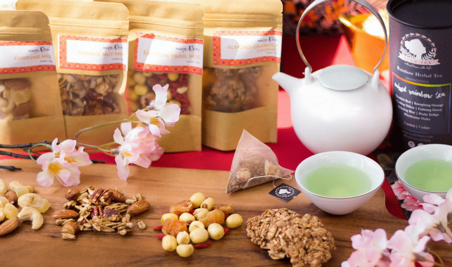 Healthy Snacks Delivery in Singapore | Snacks that are good for you
