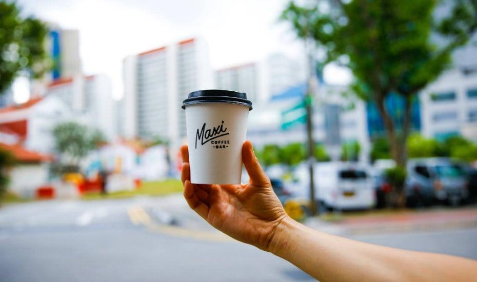 Maxi Coffee Bar on Club Street