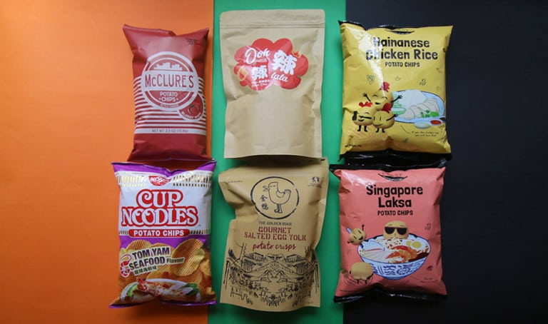 Feeling the munchies too? Here are the unique potato chips we're seriously into right now
