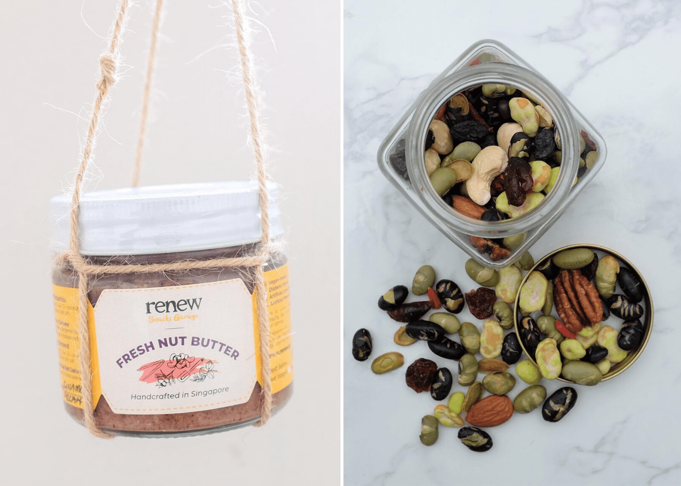 renew snacks | healthy snack delivery