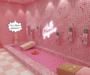 Top 10 things to do this weekend: A pink room of beauty wonders awaits you this weekend at the Sephora Playhouse! Photography: Sephora