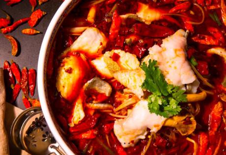 Szechuan food in Singapore