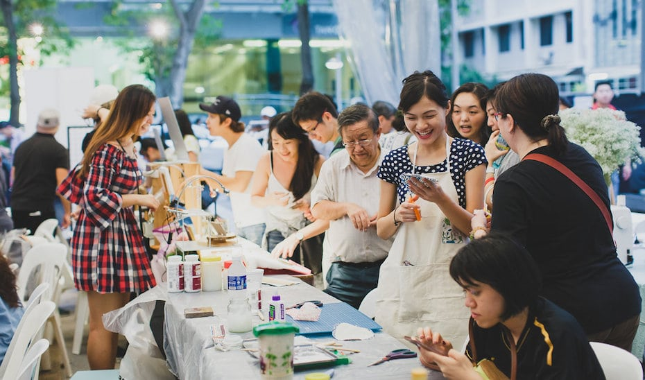 Singapore's best pop-up shops in August 2018