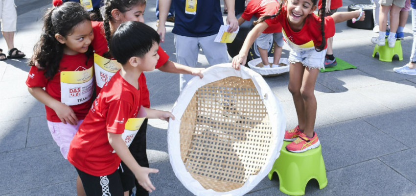 Sands For Singapore | Play It Forward
