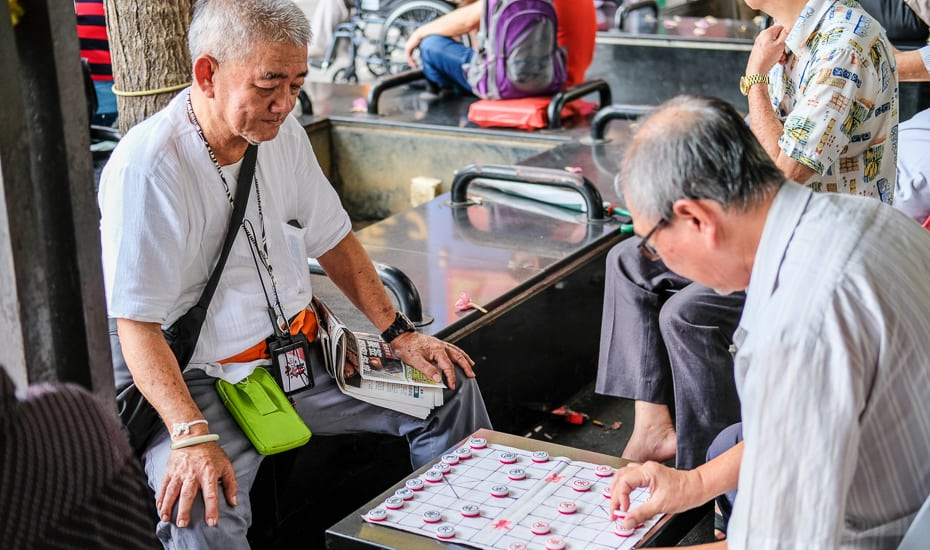 Chinese checkers: Singapore's Chinatown, photographed by Meera Jane Navaratnam of Asia Photo Collective