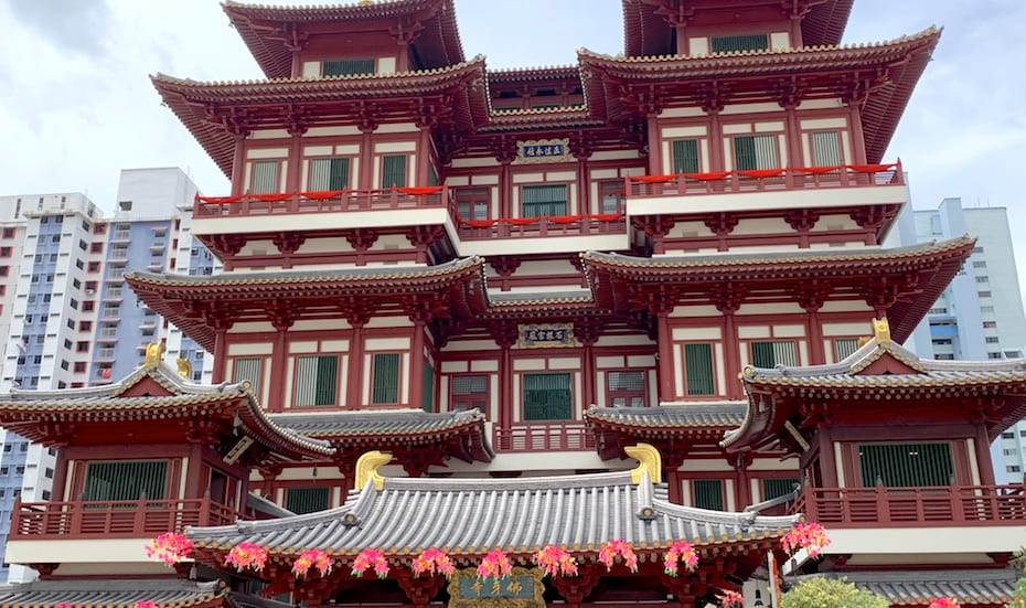 Buddha Tooth Relic Temple | Guide to Chinatown, Singapore