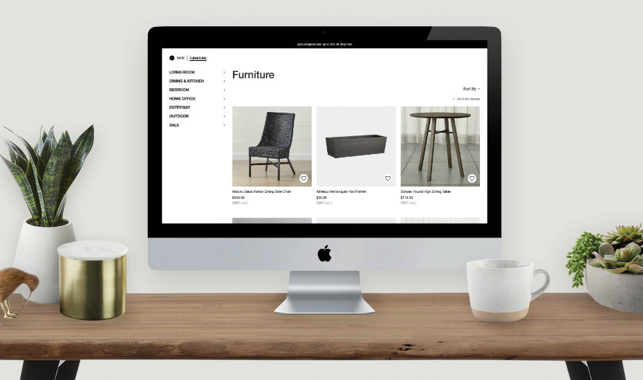 Crate and Barrel | Online Store