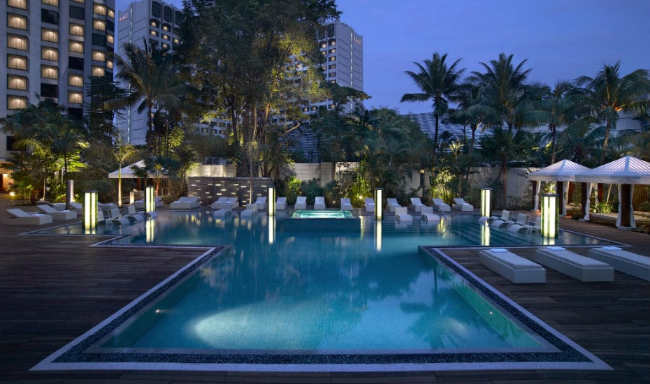 Damai Pool | Honeycombers Singapore