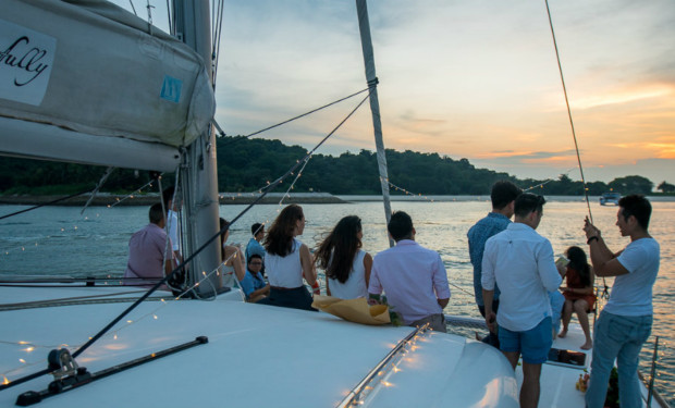 Yachtly Party | Honeycombers Singapore