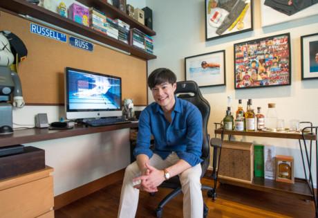Russell Ong iShopChangi | Honeycombers Singapore