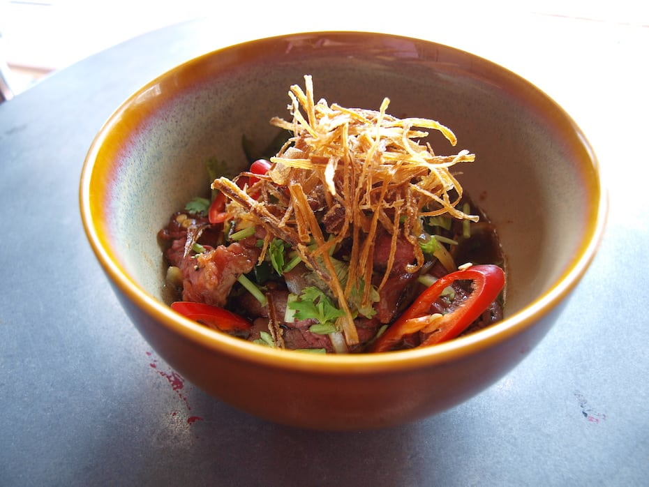 The Keep & Commune review: Chef Faizal Pow's take on Cambodian loc lac