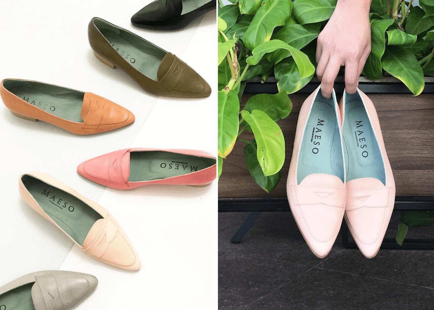 Maeso | Singapore shoe brands