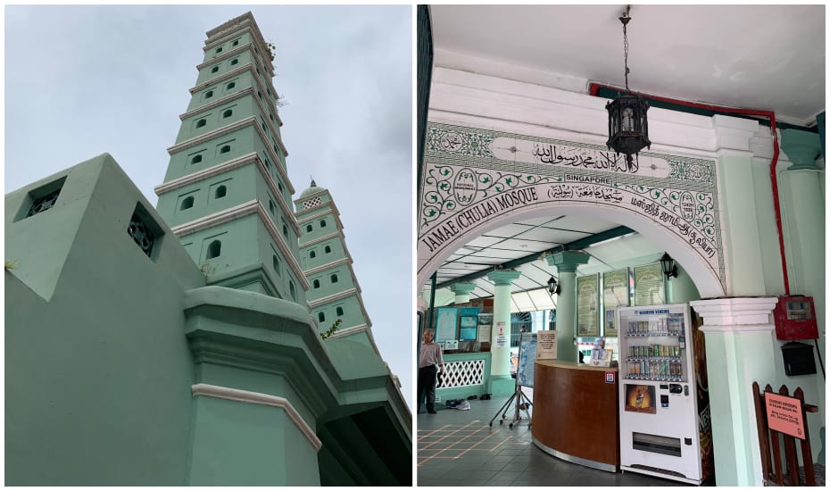 Masjid Jamae | Guide to Chinatown, Singapore