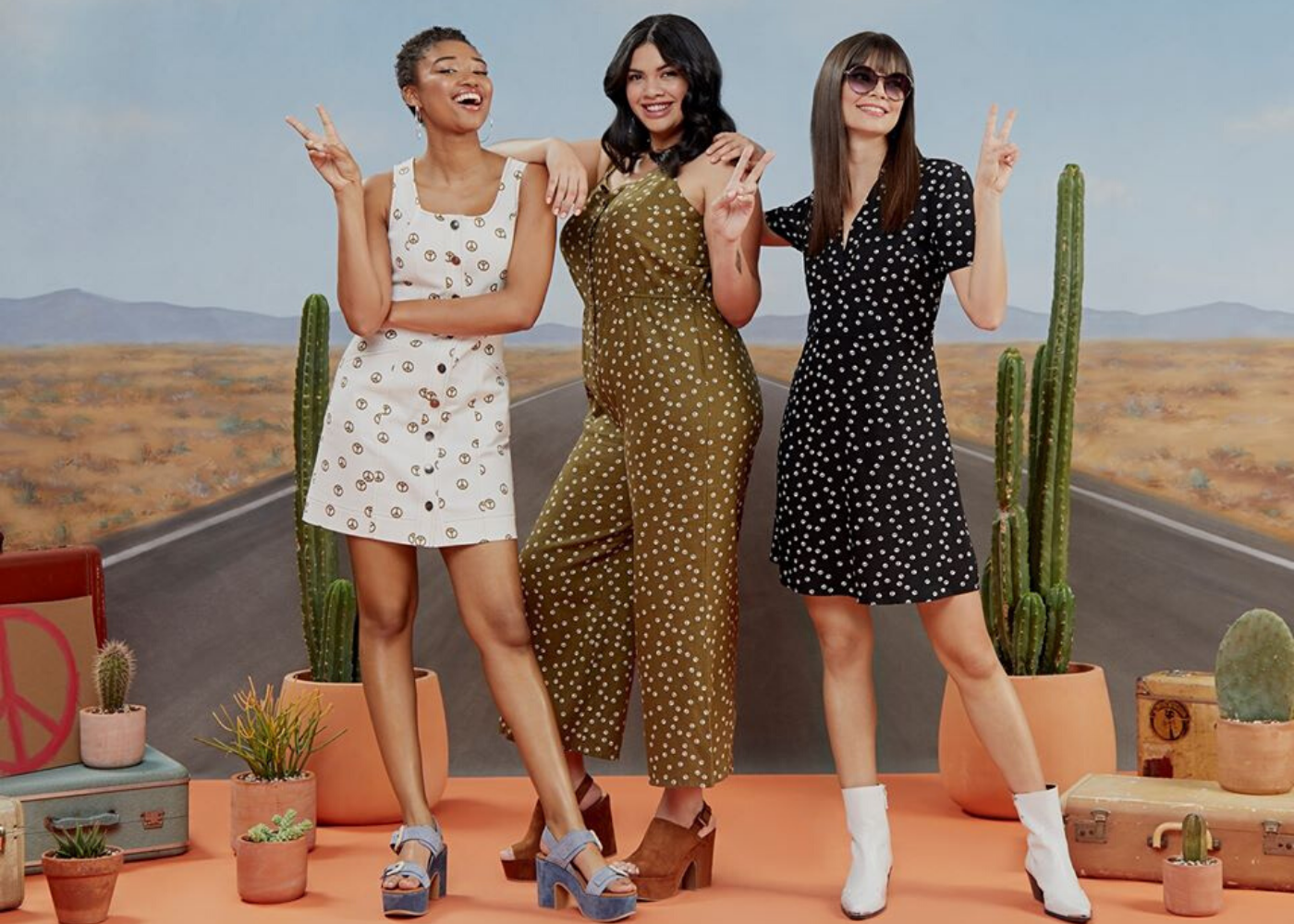 Modcloth | Online stores with free shipping to Singapore