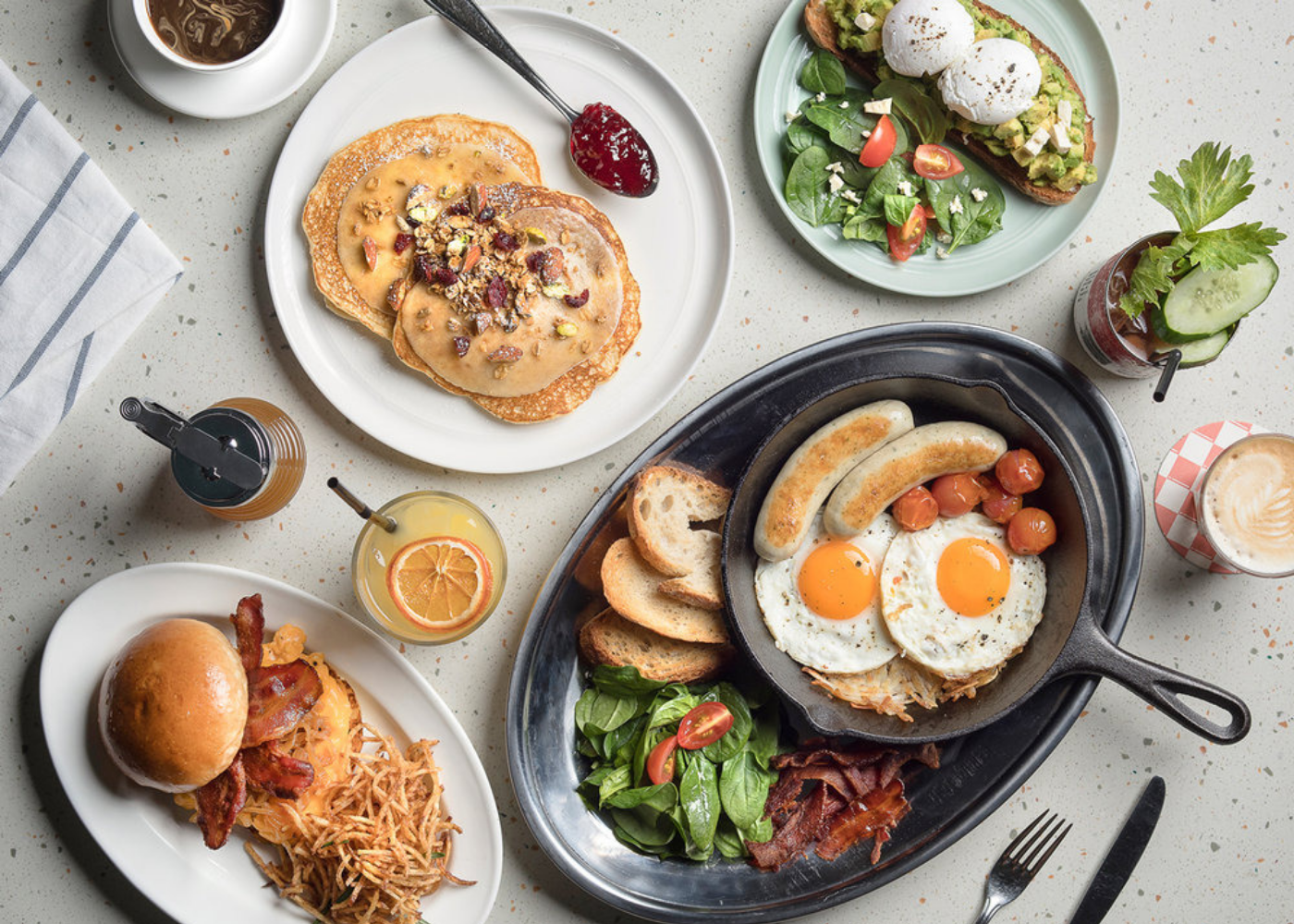 Overeasy | Best brunches in Singapore
