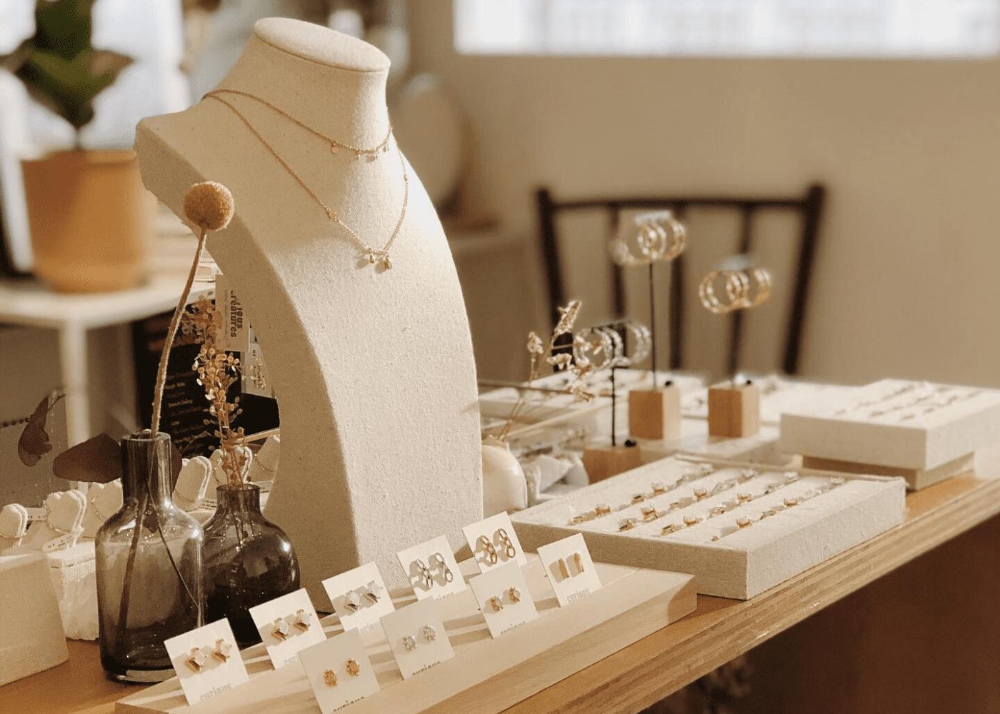 Curious Creatures | minimalist jewellery