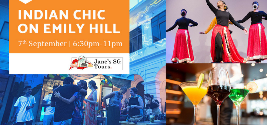 Indian Chic on Emily Hill | Jane's Tours and Honeycombers