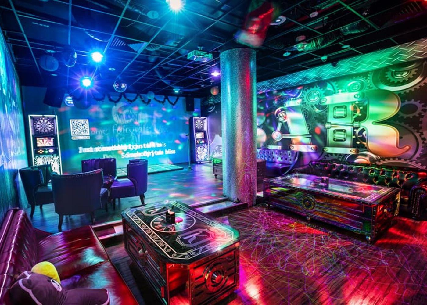 K. Star | Karaoke Studio Singapore