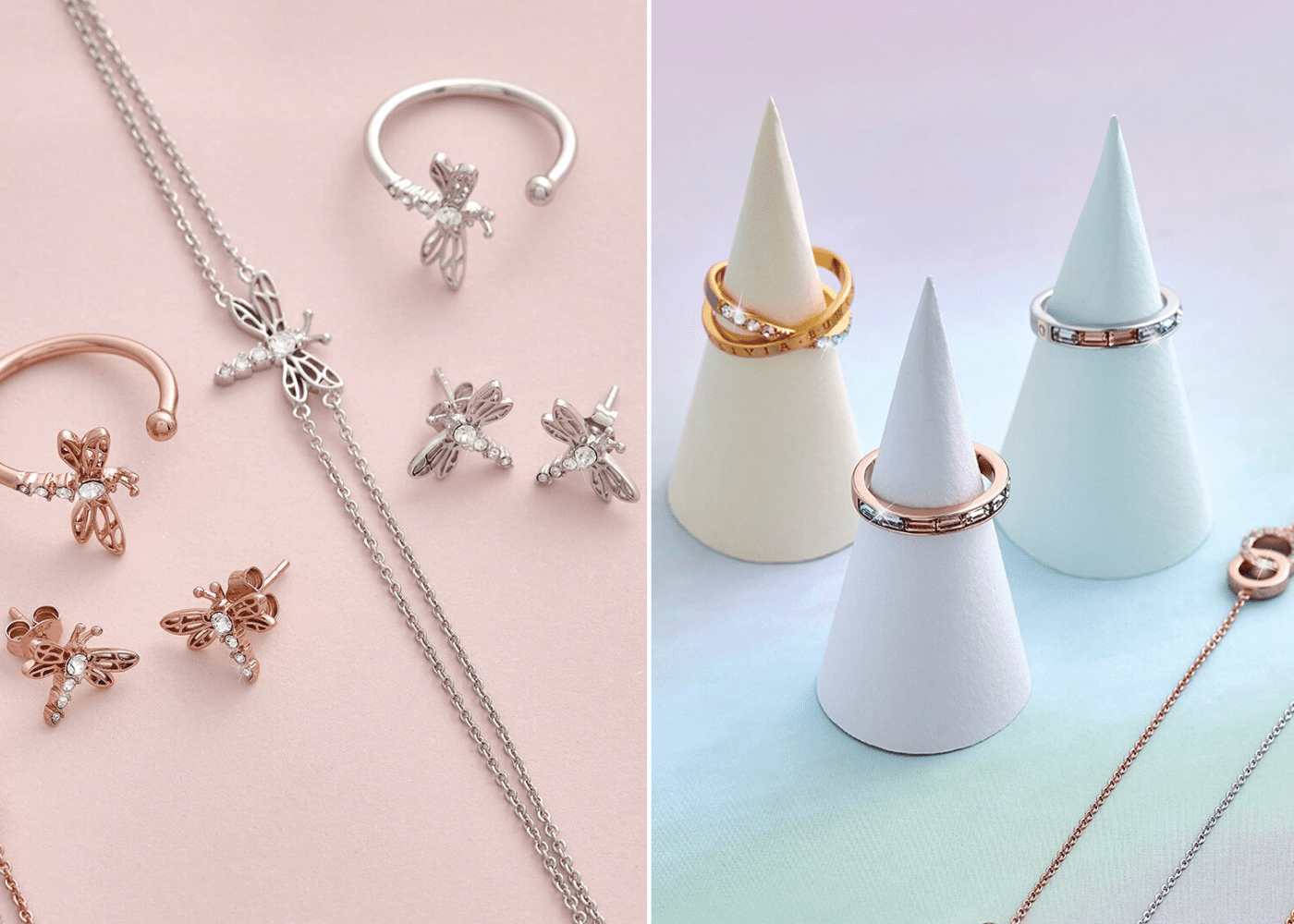 Olivia Burton | rings and necklaces