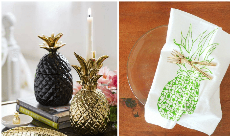 Food themed decor | Home decor in Singapore | Singapore food themed interior decor