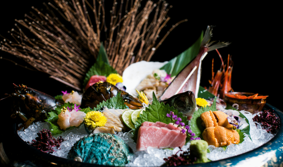 Hot New Table | RIzu | Modern Japanese restaurant | Duxton Hill