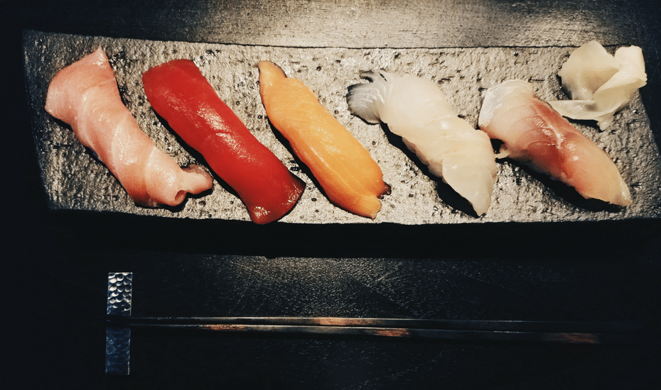 Hot New Table | RIzu | Modern Japanese restaurant | Duxton Hill