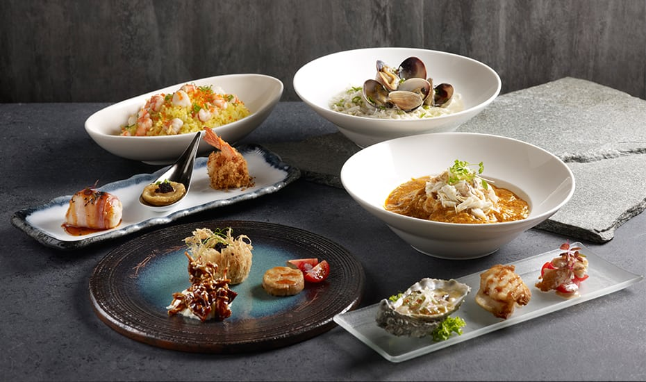 Seafood Paradise   Marina Bay Sands   Level 2 Dining at The Shoppes   Lunch Deals in Singapore