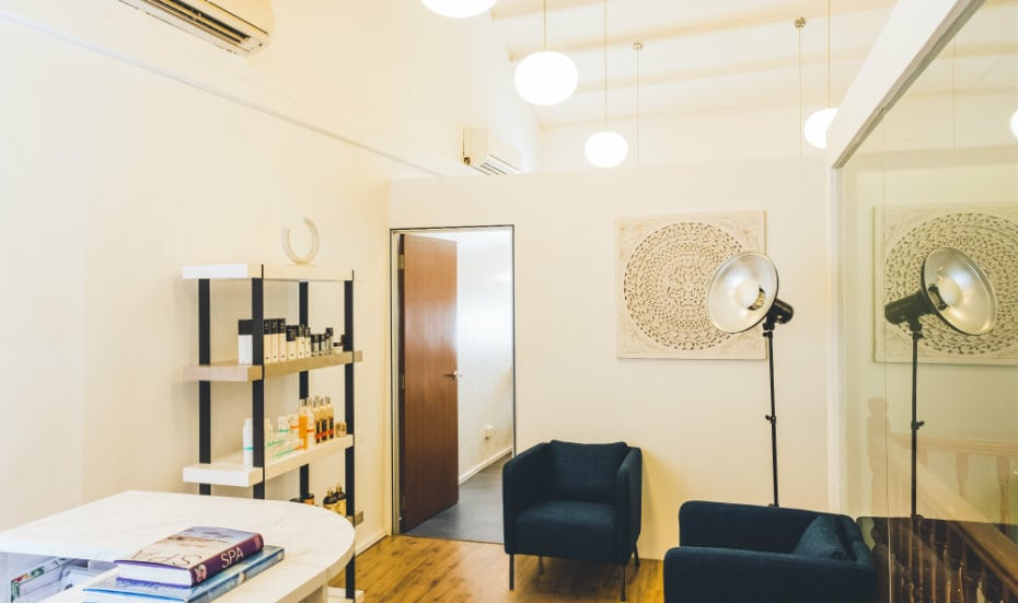 Need some TLC? Hip shophouse salon Sona Skin Studio offers luxe facial, makeup and hair removal services