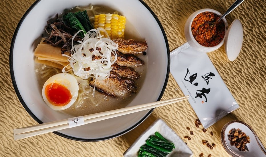 Takumi Yamamoto   Marina Bay Sands   Level 2 Dining at The Shoppes   Lunch Deals in Singapore