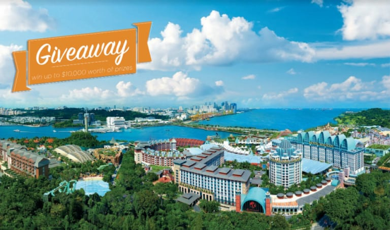 Honeycombers Perk Alert: Win exciting Sentosa HarbourFront experiences worth over $10,000!