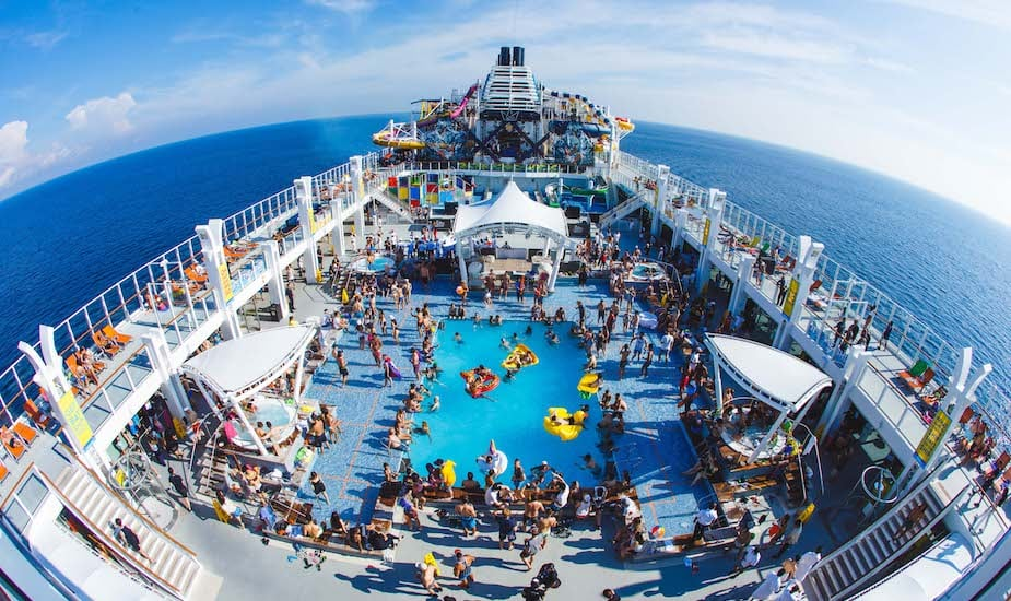 Want to party at sea all the way to Phuket? We've got two cabins for It's The Ship, and you could hop on board!