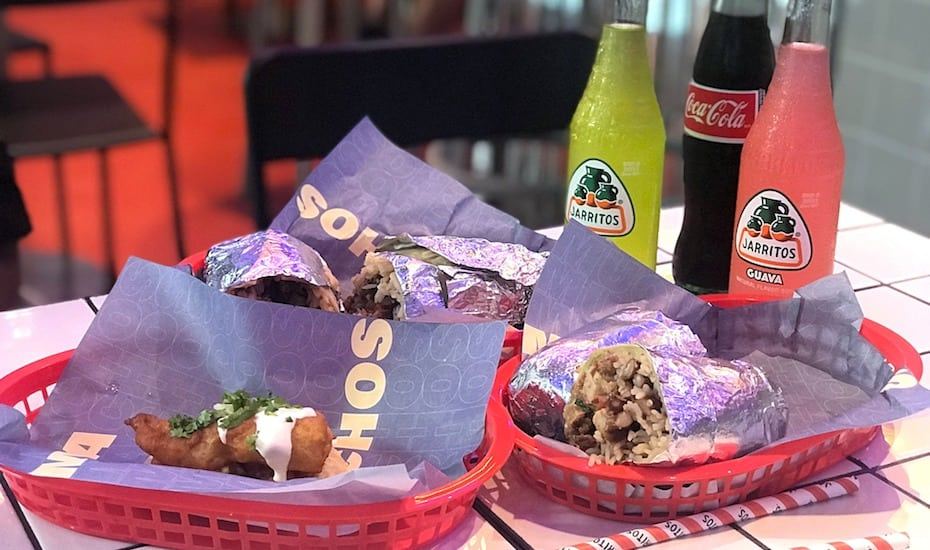 O.M.G! Muchachos is back to satisfy our burrito cravings and we have so many feelings