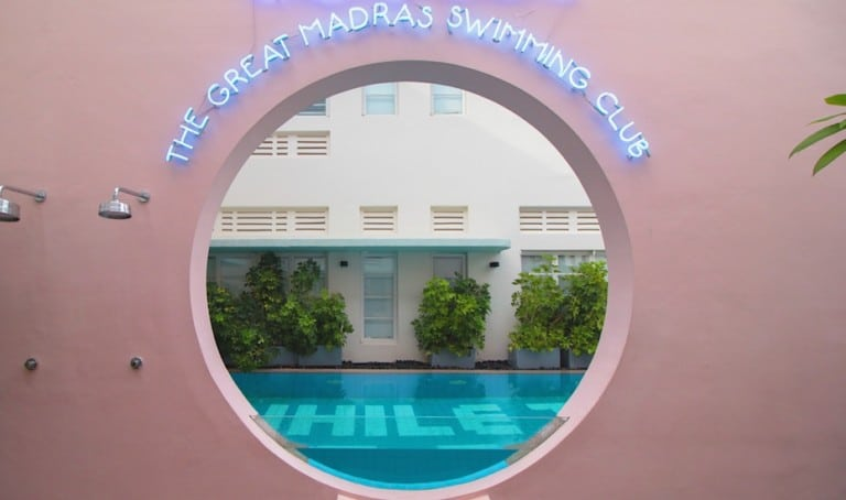 The Great Madras is the closest you'll come to being on a Wes Anderson-inspired movie set