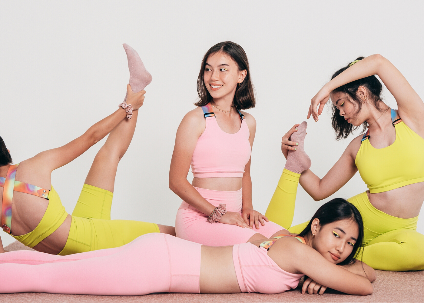 The athleisure trend: Activewear outfits to look good while you sweat or sip a chai latte