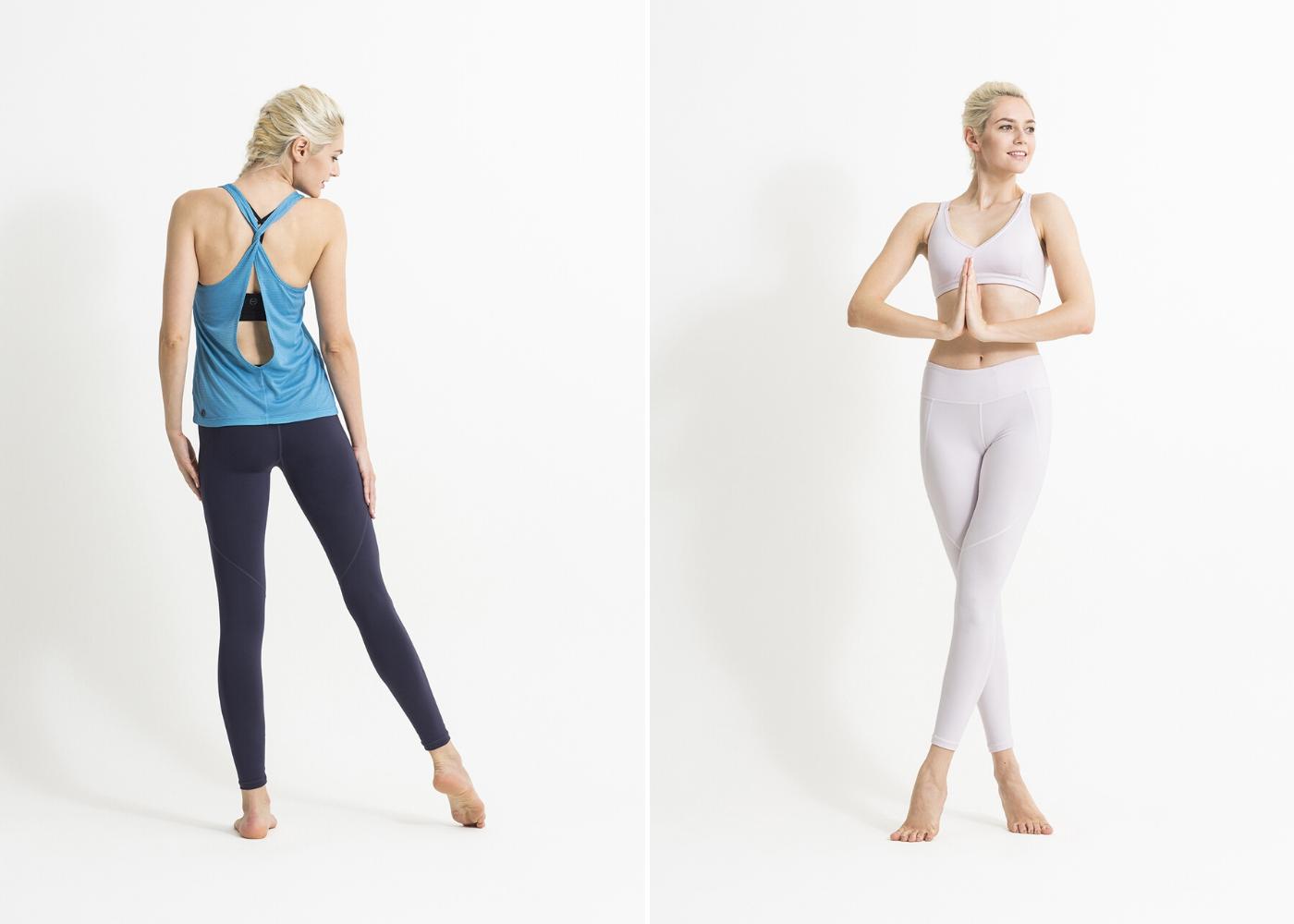 Singapore activewear: Pure Apparel