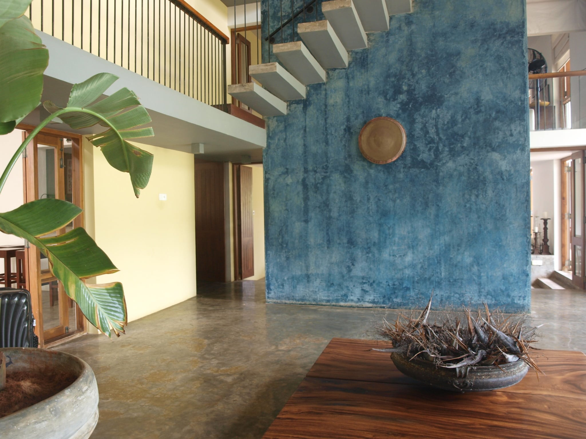 Saffron & Blue luxury beachside villa kosgoda Sri Lanka