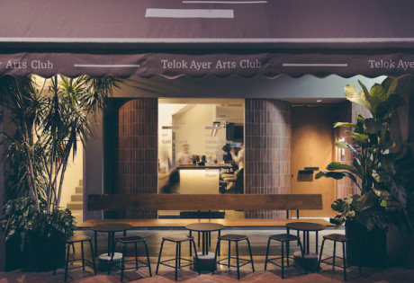 Telok Ayer Arts Club