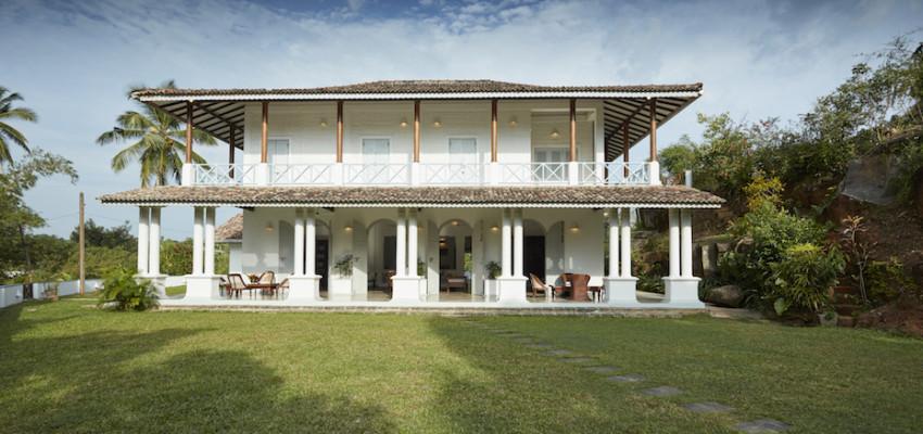 Luxury villa in Galle, Sri Lanka: Pooja Kanda Villa