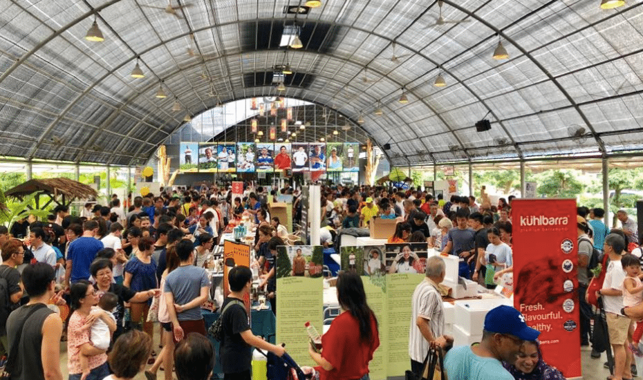 Urban Farm | Farmers Markets in Singapore | Singapore Farmers Markets | Local Produce | Shop Local